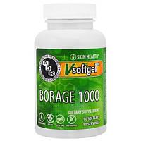 Advanced Orthomolecular Research AOR, Borage 1000 , 90 Softgels