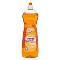 Средство для мытья посуды Domol Orange 1000 ml, фото 2