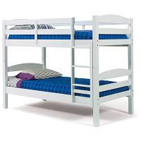 Двухярусная кровать Твайс, массив дуб, ясень, фото 1