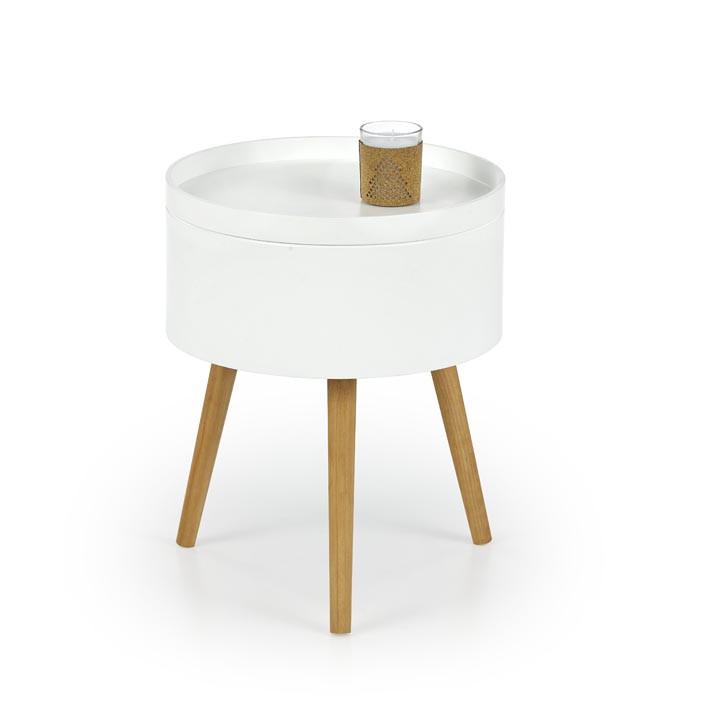 Деревянный столик SUPRA (Halmar)