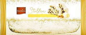 Штоллен Favorina Stollen Butter 200g