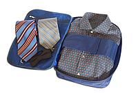 Органайзер для рубашек, синий