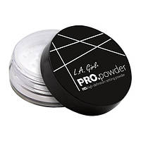 Рассыпчатая пудра прозрачная L.A. Girl Pro Powder HD High-Definition Setting Powder Translucent