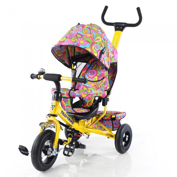 Велосипед трехколесный TILLY Trike T-351-6 Yellow