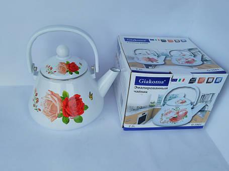 Чайник *Giakoma* 2.2л, фото 2