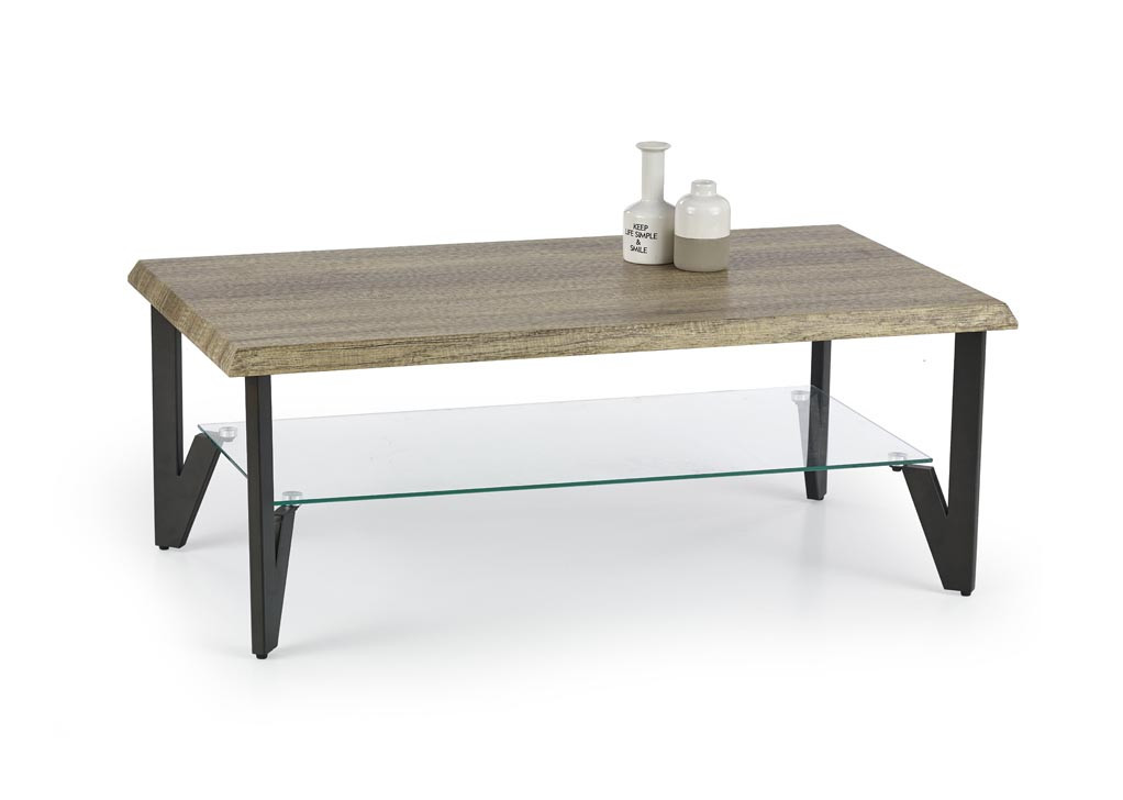 Деревянный столик XENA (Halmar)