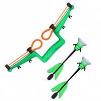 Игровой набор - АРБАЛЕТ ZANO (2 стрелы, мишень,  зеленый) - под заказ