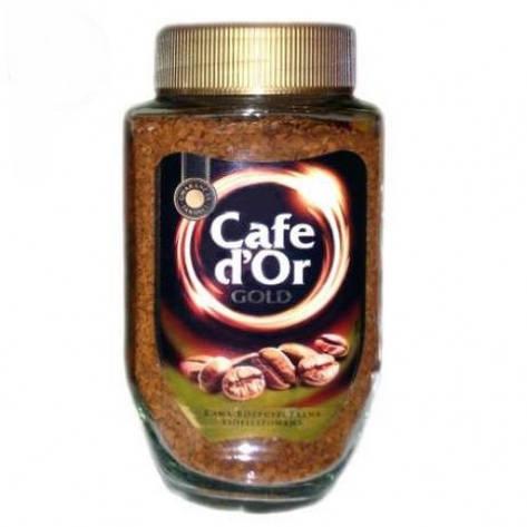 """Кофе Cafe d""""or Gold растворимый 300г., фото 2"""