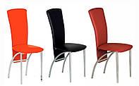 Стул Amely chrome (Амели барный ,кухонный стул) ТМ Новый стиль