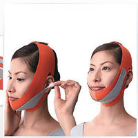 Маска-бандаж для коррекции овала лица (второй подбородок, щеки)