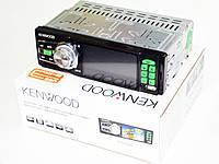 Автомагнитола Kenwood 3610 магнитола Aux+ Video экран 3''