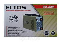 Инверторный сварочный аппарат Eltos ИСА-300И в Украине