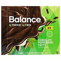 Balance Bar, Батончик Здорового Питания, , 6 батончиков, 1,41 унции (40 г) каждый