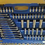 Набір ключів Набір інструментів Scheffler 216 PC Привезені з Німеччини!, фото 3