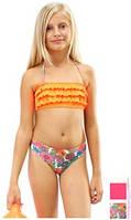 Яркий детский купальник Keyzi модель Karen