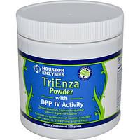 Houston Enzymes, Порошок TriEnza с DPP IV активностью, 105 г