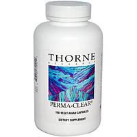 Thorne Research, Perma-Clear, 180 растительных капсул