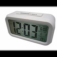 Цифровые настольные часы 1019