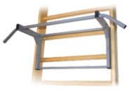 Турник металлический навесной с широким хватом (на шведскую стенку)