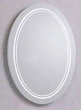 Овальное Настенное Зеркало 850*650 см. ESTANDAR La Perla
