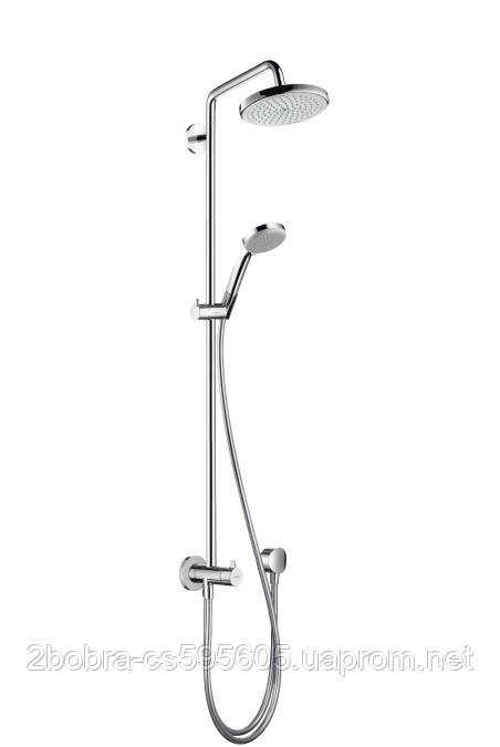 Душевая Система Hansgrohe Croma 220 Reno Showerpipe