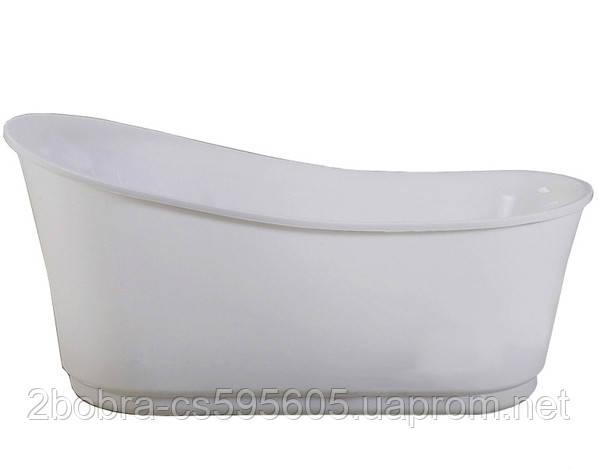 Ванна Отдельно Стоящая | Акрил Кристаллический | 1780*880*830/640 мм. 12-22-204 | Volle