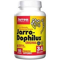 Jarrow Formulas, Jarro-Dophilus, Original, 100 капсул (Ice)