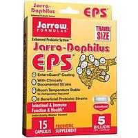 Jarrow Formulas, Jarro-Dophilus EPS, 15 вегетарианских капсул