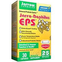 Jarrow Formulas, Jarro-Dophilus EPS, улучшенная пробиотическая система, 30 овощных капсул