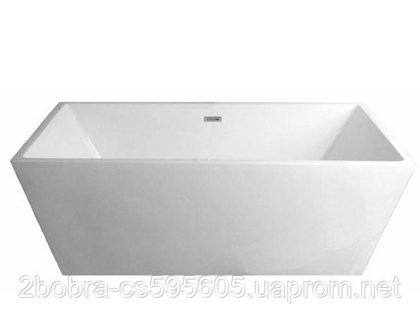 Ванна Отдельно Стоящая | Акрил Кристаллический | 1700*750*600 мм. 12-22-102 | Volle