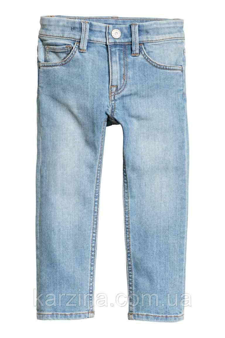 Джинсы Slim Jeans H&M 8-9лет