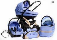 Детская универсальная коляска  3в1 Dada Paradiso Group Carmelo