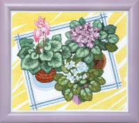 Набор для вышивания крестом Crystal Art Зимний сад