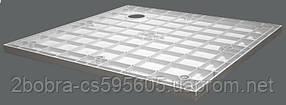 Поддон Прямоугольный 90*100*3,5 см Eger SMC, фото 2