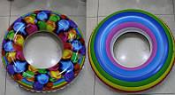 Детский надувной круг для плавания 70 см (BT-IG-0026) с рисунком