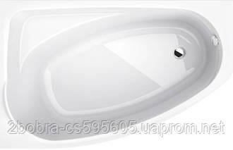 Ванна Асимметричная Левая 150*95 см MYSTERY