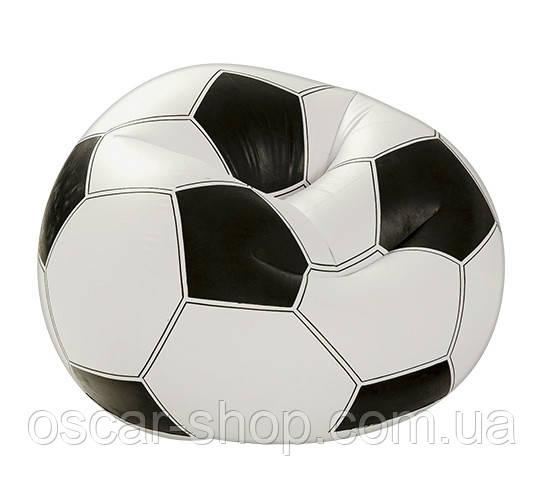 Дитяче крісло-м'яч Футбольний фанат