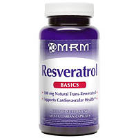 MRM, Ресвератрол, 60 капсул на растительной основе