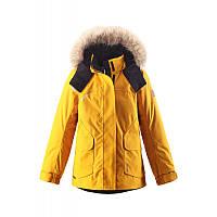 Зимняя куртка для девочек подростков Reimatec 531234-2500.  Размер 128 и 140.