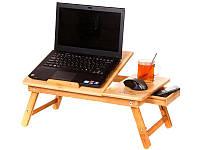 Столик для ноутбука (бамбук)