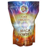 Earth Circle Organics, Сырой органический порошок мака, 16 унций (454 г)
