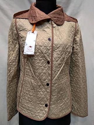 "Куртка двухсторонняя,весна -осень фирма ""NEW O MADAM"" модель 509, фото 2"