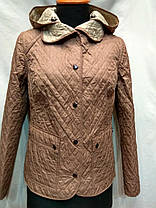 "Куртка двухсторонняя,весна -осень фирма ""NEW O MADAM"" модель 509, фото 3"