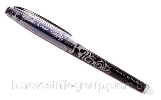 Ручка Pilot Frixion Point (Пиши-стирай) 0.5мм черная