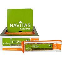 Navitas Organics, Суперпродукт+ конопля, конопляные батончики-суперпродукт с густой арахисовой пастой, 12 шт., 16,8 унций (480 г)