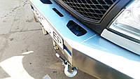Бампер силовой УАЗ Патриот 3163 под лебедку