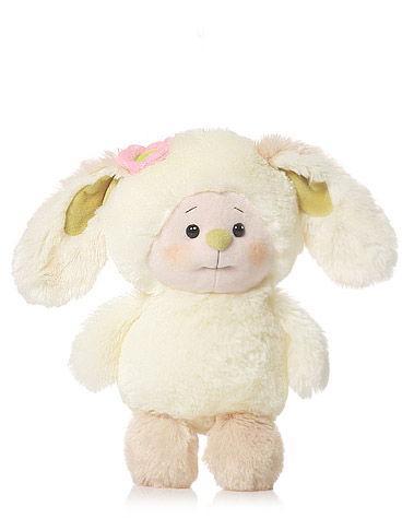 47cc3d707fab8e Зайчик Кроха Реббі К400С м'яка іграшка 27см Левеня, цена 278,70 грн.,  купить в Виннице — Prom.ua (ID#521881993)