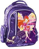 """Рюкзак CLASS 9698 2відділення """"Fairy Viola"""" 38*29*17см"""