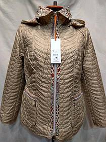 "Куртка весна -осень фирма ""NEW O MADAM"" (модель 558)"