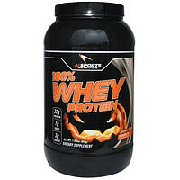 AI Sports Nutrition, 100% Whey Protein, Limited Edition, Pumpkin Pie, 1.95 lbs (884 g)